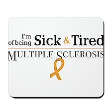 Multiple Sclerosis Mousepad