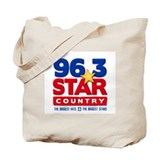 STAR COUNTRY (WMAD) Tote Bag