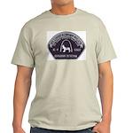 St. Louis Airport K9 Ash Grey T-Shirt