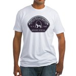 St. Louis Airport K9 Fitted T-Shirt