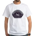 St. Louis Airport K9 White T-Shirt