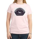 St. Louis Airport K9 Women's Pink T-Shirt