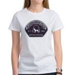 St. Louis Airport K9 Women's T-Shirt
