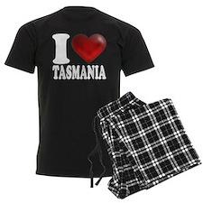 I Heart Tasmania Pajamas