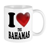 I Heart The Bahamas Mug