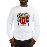 Torrez Coat of Arms Long Sleeve T-Shirt