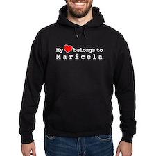 My Heart Belongs To Maricela Hoodie