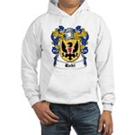 Rubi Coat of Arms Hooded Sweatshirt