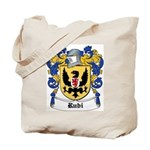 Rubi Coat of Arms Tote Bag