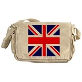 Cute London Messenger Bag