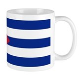 Flag of Cuba Small Mug