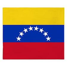 Flag of Venezuela King Duvet