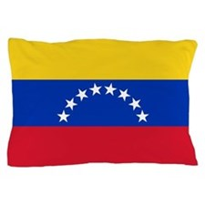 Flag of Venezuela Pillow Case