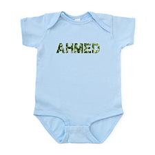 Ahmed, Vintage Camo, Infant Bodysuit