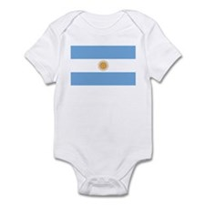 Argentina Flag Infant Bodysuit