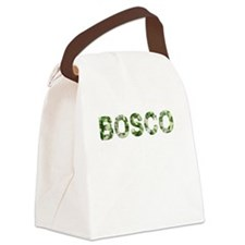 Bosco, Vintage Camo, Canvas Lunch Bag