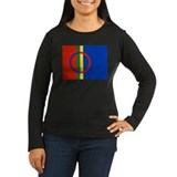 Flag of Sámi land T-Shirt