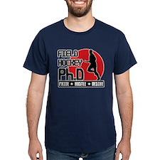 Field Hockey Ph.D T-Shirt