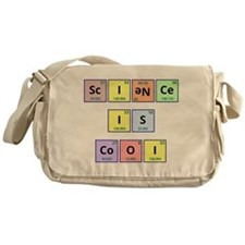 Science is Cool Messenger Bag