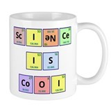 Science is Cool Small Mug