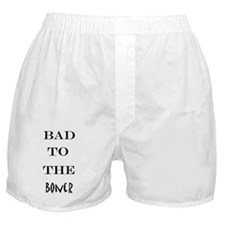 Bad to the Bone(r) Boxers