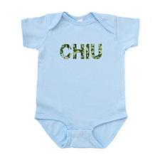 Chiu, Vintage Camo, Infant Bodysuit