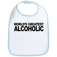 World's Greatest Alcoholic Bib
