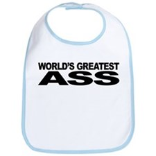 World's Greatest Ass Bib