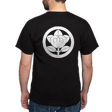 Mandarin orange in circle T-Shirt