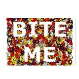 Bite Me (design) Postcards (Package of 8)