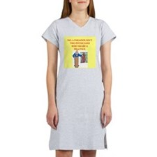 MED3.png Women's Nightshirt