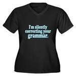 Im Silently Correcting Your Grammar. Women's Plus
