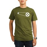 Organic T-Shirt double sided 42:16 gear ratio