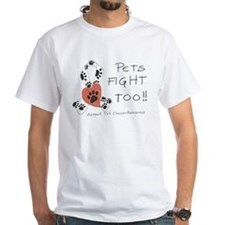 Pets Fight Too Shirt