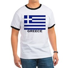Greece Flag Gear T