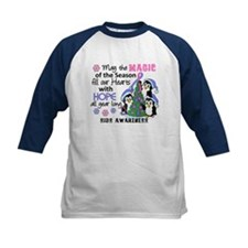 Holiday Penguins SIDS Tee