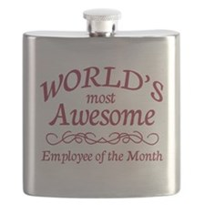 Employee of the Month Flask