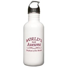 Employee of the Month Water Bottle