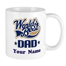 DAD (WORLDS BEST) Mug