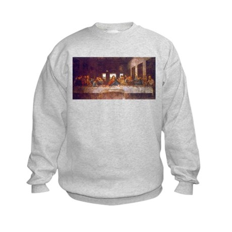 Last Supper Kids Sweatshirt