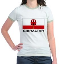 Flag of Gibraltar T