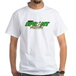 Jamaica Sprint Factory White T-Shirt