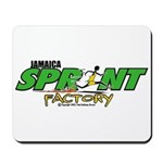 Jamaica Sprint Factory Mousepad 