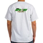Jamaica Sprint Factory Ash Grey T-Shirt