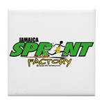 Jamaica Sprint Factory Tile Coaster