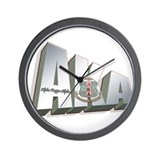 Funny Aka Wall Clock