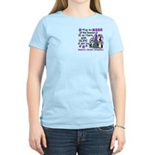 Holiday Penguins Domestic Violence T-Shirt