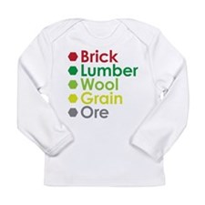 Settlers Resource Long Sleeve Infant T-Shirt