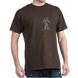 I believe in the Bigfoot T-Shirt