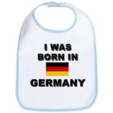 Flag of Germany Bib